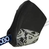 Obo Robo Hi-rebound right black ML