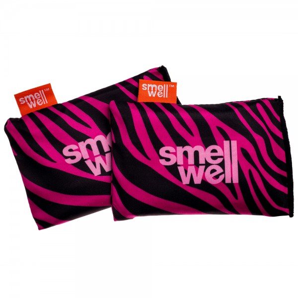 SmellWell Active Pink Zebra