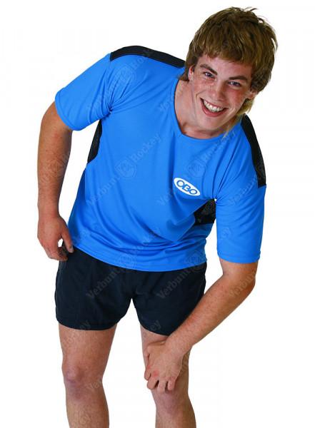 Obo Goalieshirt blue/black